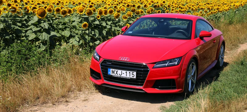 Illustration for article titled The New Audi TT Quattro Turned Out To Be The Coolest Daily Driver