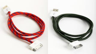 Illustration for article titled Too Bad These Stylish iPhone Cables Are About To Be Obsolete