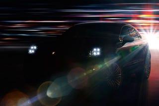 Illustration for article titled Porsche got a new corporate design element