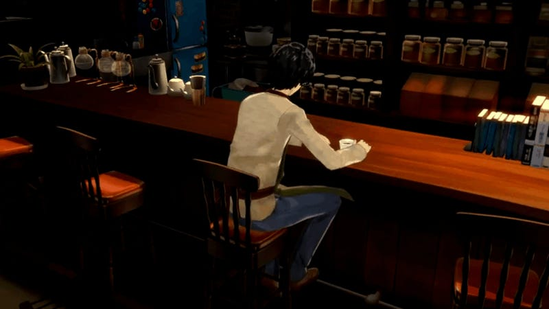 Persona 5 S Coffee Fixation Is Very Cute