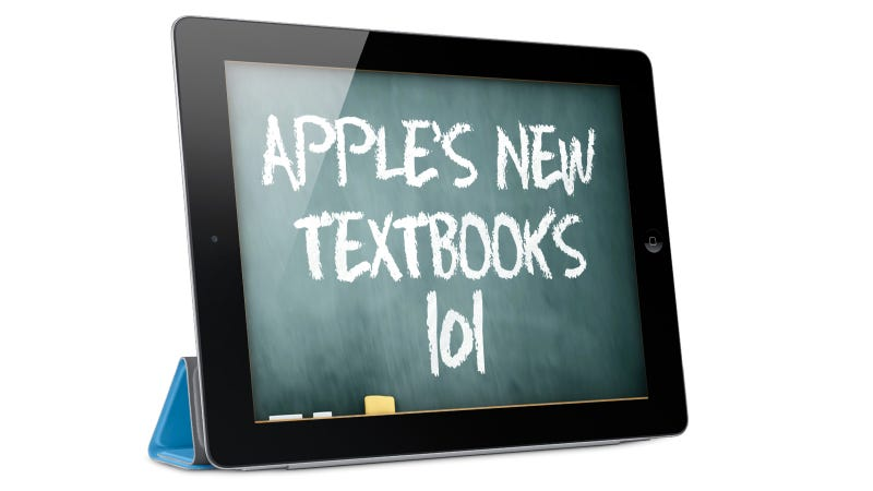 Illustration for article titled Apple's iPad Textbooks: Everything You Need to Know About iBooks 2