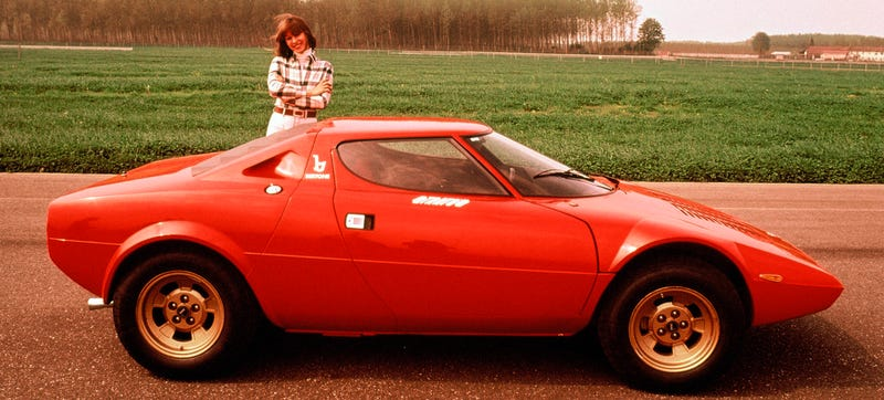 Illustration for article titled Bertone, The Studio Behind Many Beautiful Cars, Heads To Bankruptcy