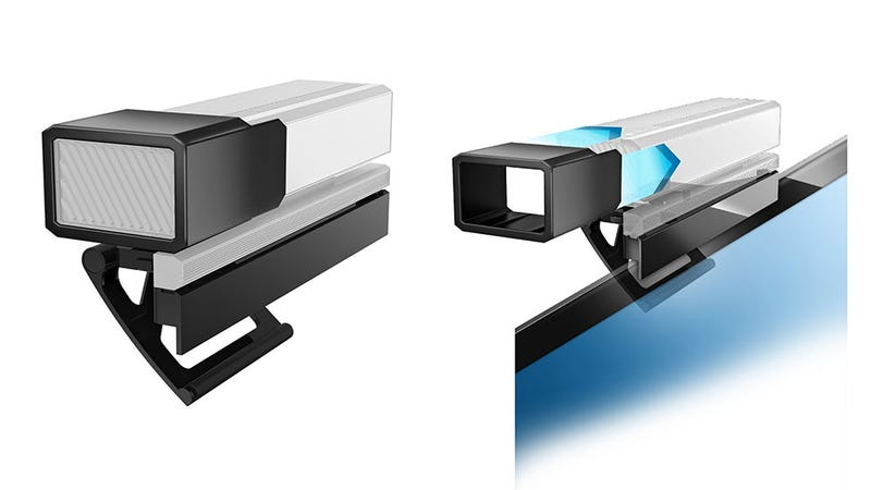 Illustration for article titled Kinect Accessory Will Stop The Camera Spying On You