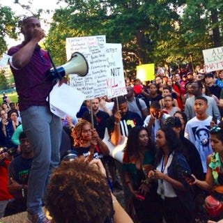 #NMOS14 event in Malcolm X Park, Washington, D.C., Aug. 14, 2014Nicole L. Cvetnic/The Root