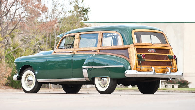 1949 Oldsmobile 76 DeLuxe Station Wagon