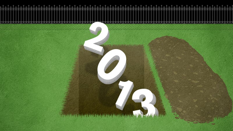 Illustration for article titled Everything That Should Die In 2014