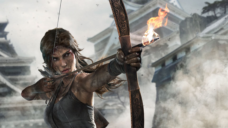 Illustration for article titled Warner Brothers Might Be Looking To Reboot Tomb Raider In 2017