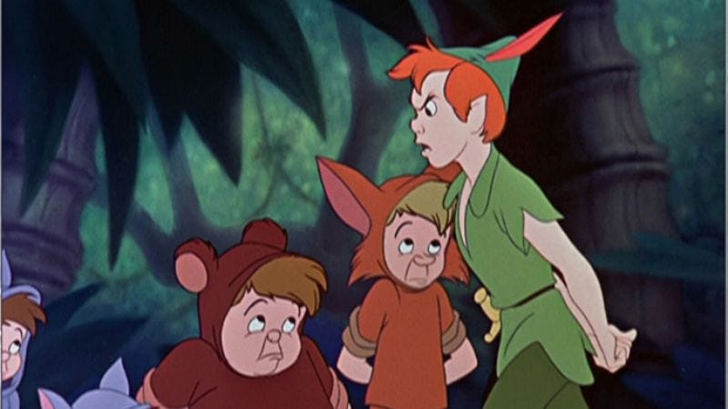 Illustration for article titled All of a sudden there are like five Peter Pan movies in development