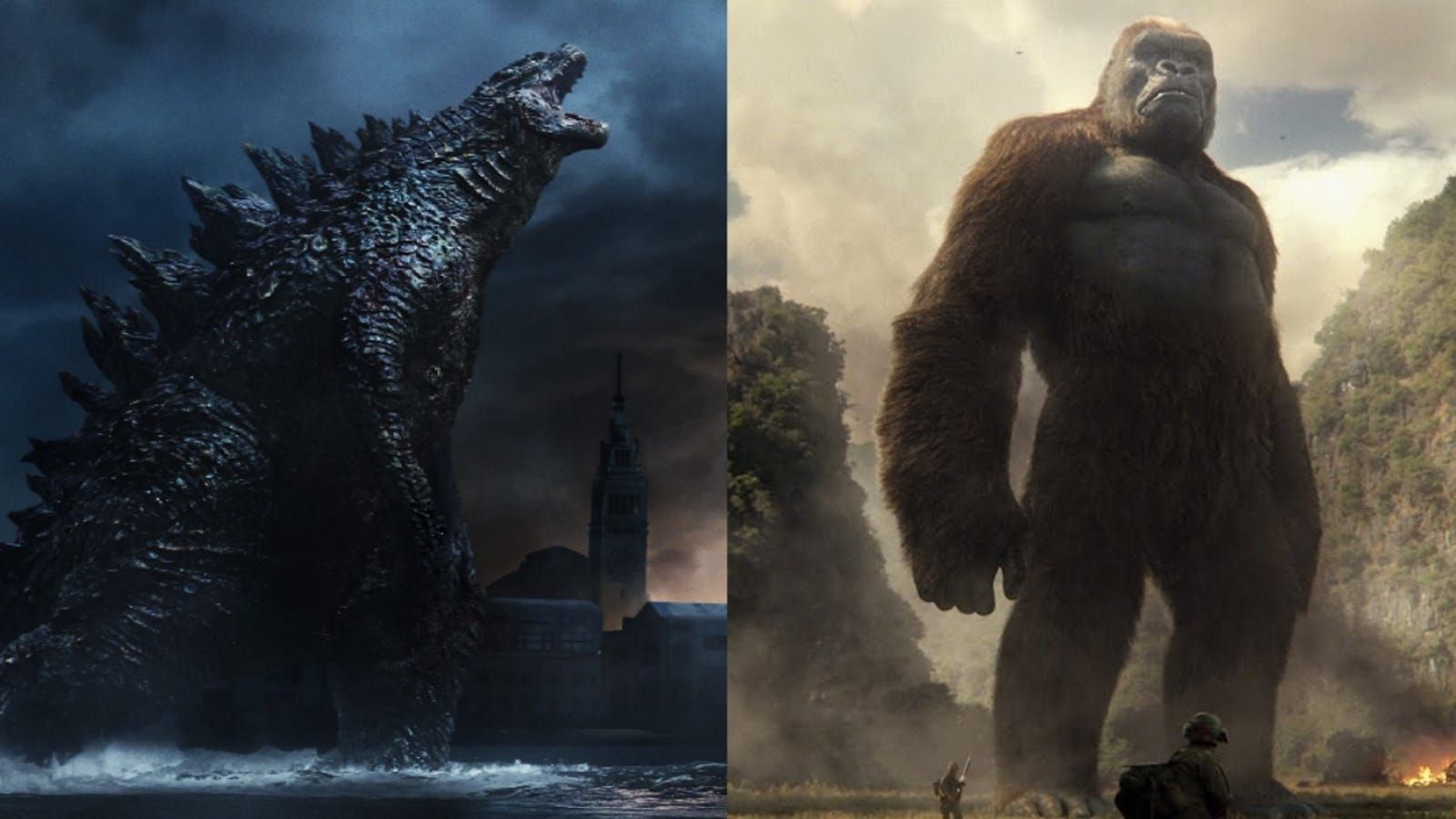 Godzilla vs. Kong's Writer Explains How Big G Isn't Going to Just Walk Away With This Thing - Gizmodo
