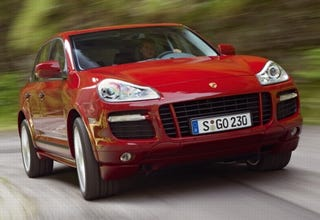 Illustration for article titled Porsche Cayenne GTS to Premiere in Frankfurt