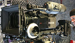 Illustration for article titled Eyes-On the Red Camera: Real and Beautiful, 4K Support Promised on Launch [UPDATED]