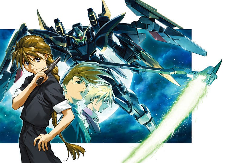 Illustration for article titled Gundam Wing: Endless Waltz - Glory of Losers Vol. 2 - A Narrative Begins to Emerge