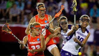 Illustration for article titled Once Again Northwestern Wins Nth Women's Lacrosse Title in N+1 Years