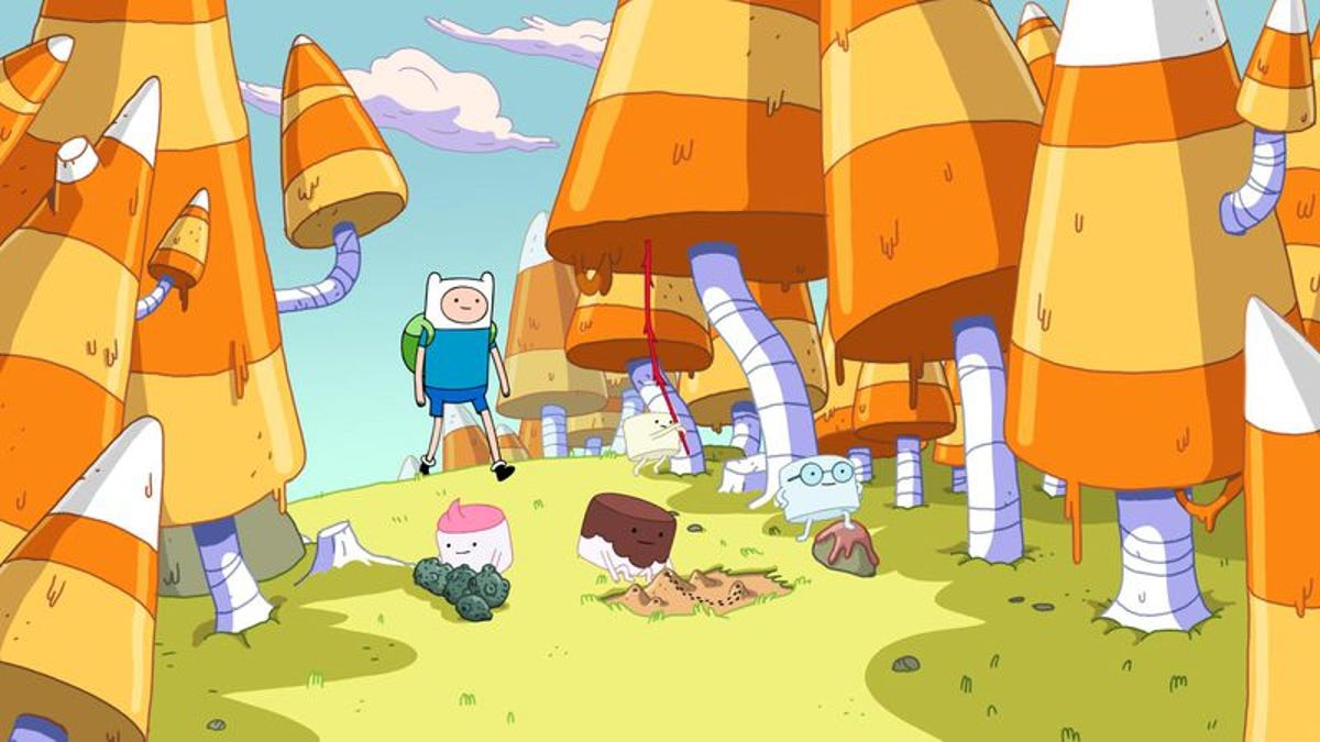 Adventure Time scams kids into learning with a criminal nature walk