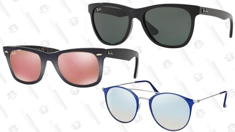 63e019340a Take Your Pick of Dozens of Ray-Bans For Just  65