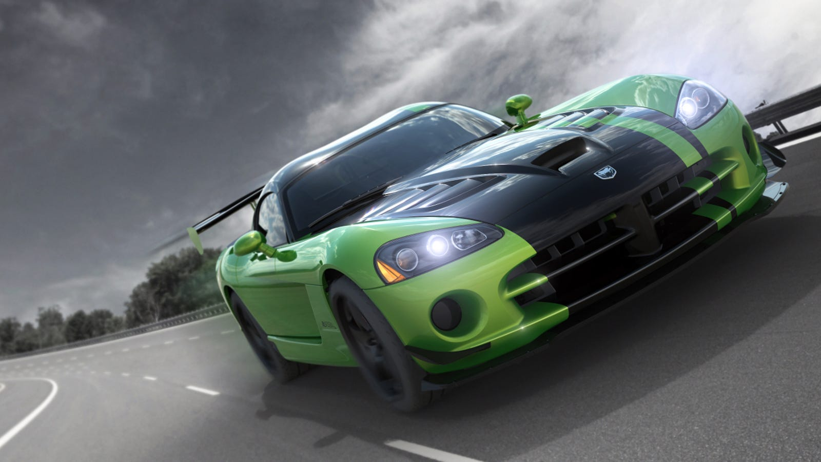 the dodge viper only sells when it u0027s dying