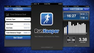 Illustration for article titled Most Popular Smartphone Running App: RunKeeper