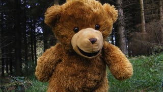 Illustration for article titled Tufty: You Will Never Look at a Teddy Bear the Same Way Ever Again