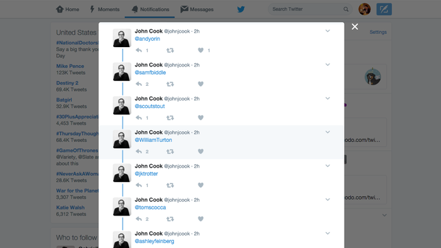 What to Do When You Get Stuck in a Twitter Reply-Allpocalypse