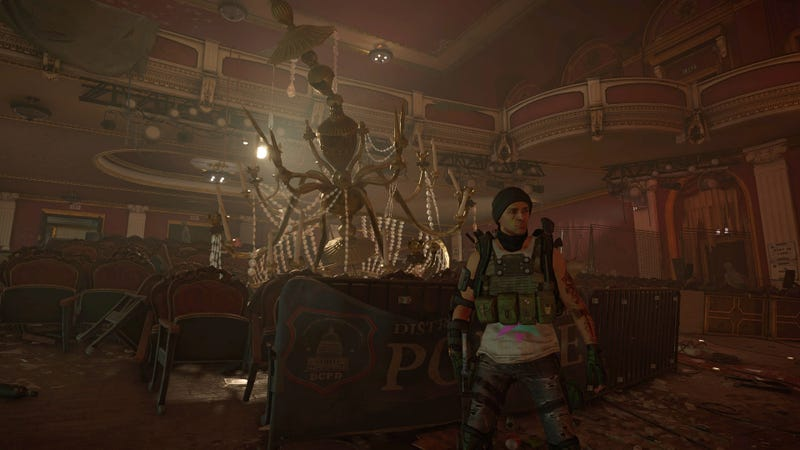The Division 2 Adds Two Short Missions For People Who Don't Play For The Loot Grind