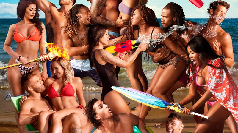 Illustration for article titled MTV has Ex On The Beach