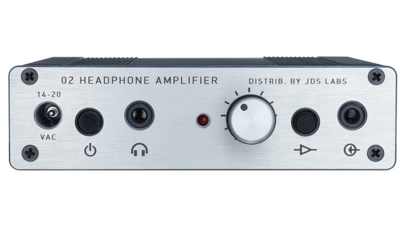 Five Best Portable Headphone Amplifiers