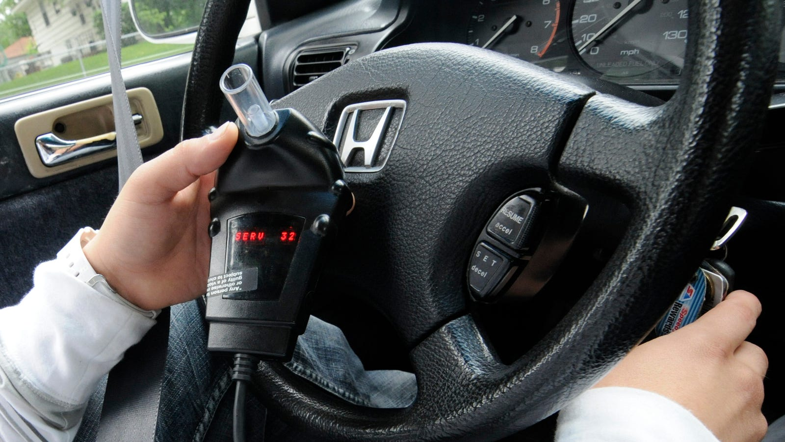 how to use an ignition interlock
