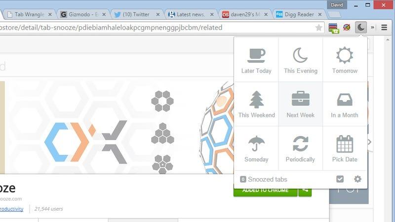 Extensiones Chrome para guardar pestañas. | MELSYSTEMS.ES