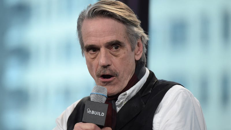 Illustration for article titled Stupid Fartbag Jeremy Irons: 'Abortion Harms a Woman'