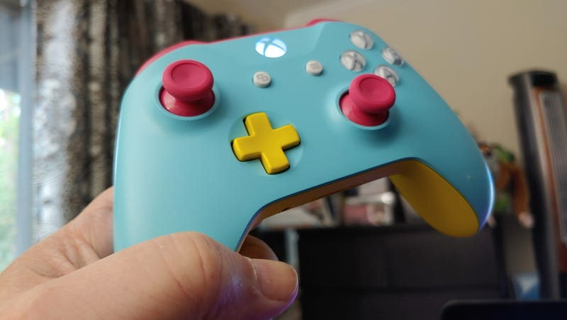 Illustration for article titled I Love Designing My Own Controllers