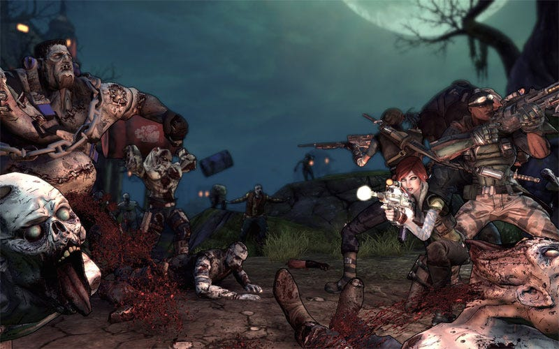 Illustration for article titled Borderlands: The Zombie Island of Dr. Ned Micro-Review: Brains Optional