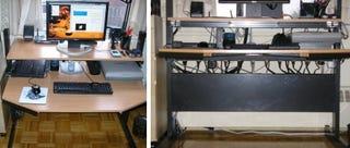Illustration for article titled DIY under-desk power strip