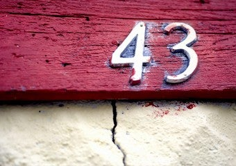 screw 13 the number 43 is the nasty one