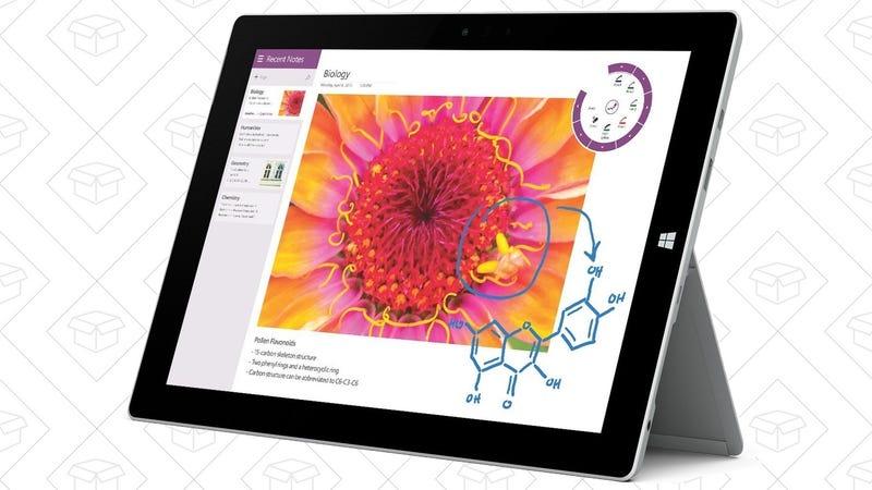 Refurb Microsoft Surface 3, $255