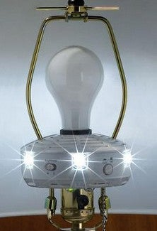 Illustration for article titled Power Failure Light Keeps Things Bright During a Power Outage