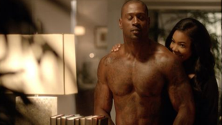 Scene from Being Mary JaneBET