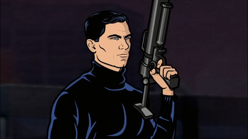 now you can own the sterling archer tactleneck
