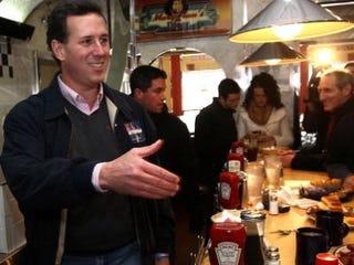 GOP presidential candidate Rick Santorum (Win McNamee/Getty Images)