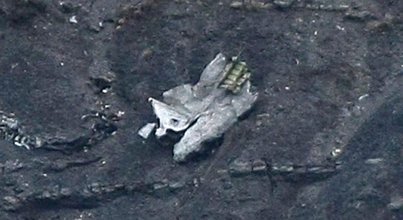 Illustration for article titled La caja negra del avión de Germanwings está dañada, pero es analizable
