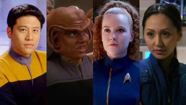 Star Trek s Best Ensigns