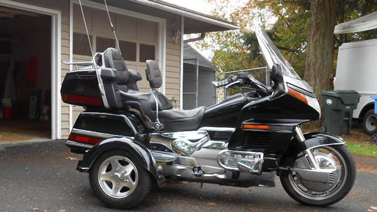 For $5,450, This 1993 Honda Gold Wing Trike Could Make You A