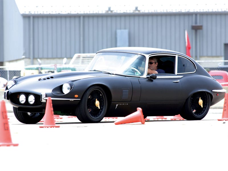 Image via Google. I'm going to get an E-Type someday and autocross it too...