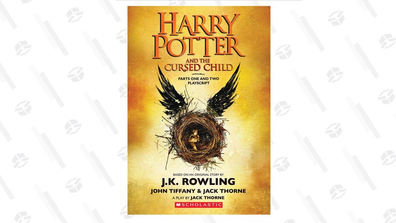 Harry Potter and the Cursed Child: Parts One and Two | $5 | Amazon