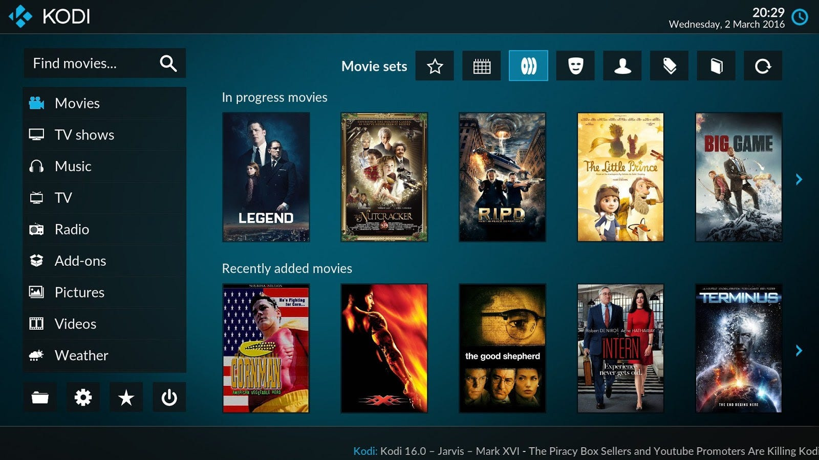 Amazon s Fire TV streaming devices and Kodi  s semi-legal media player  software have been a popular combination for years. With that in mind b91bd3a54