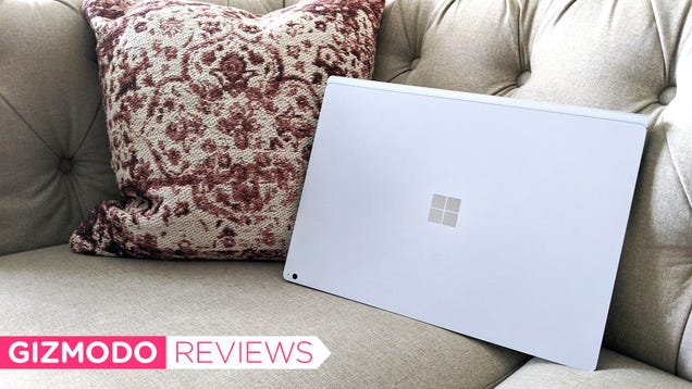Microsoft Surface Book 3 Review: Big Specs, Big Price