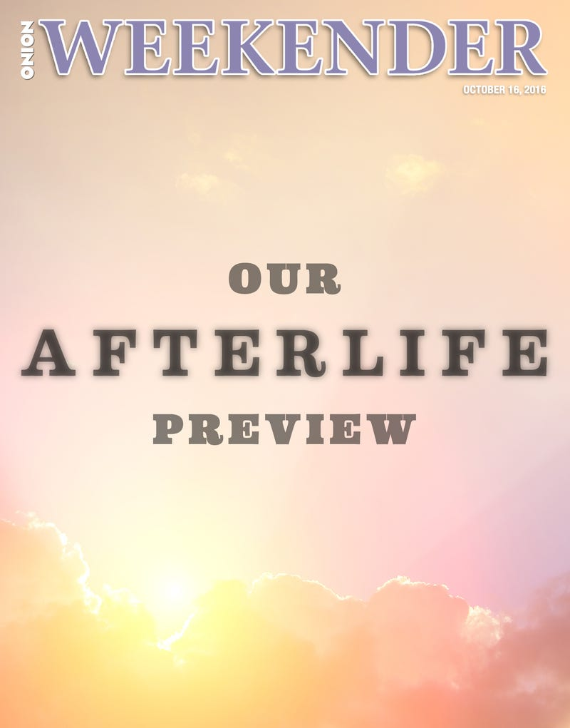Illustration for article titled Our Afterlife Preview