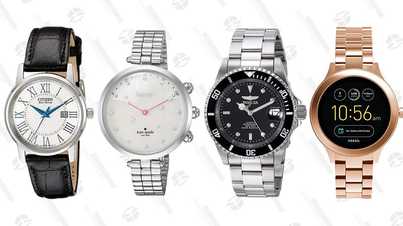 Up to 60% off Best Sellers from Top Watch Brands | Amazon