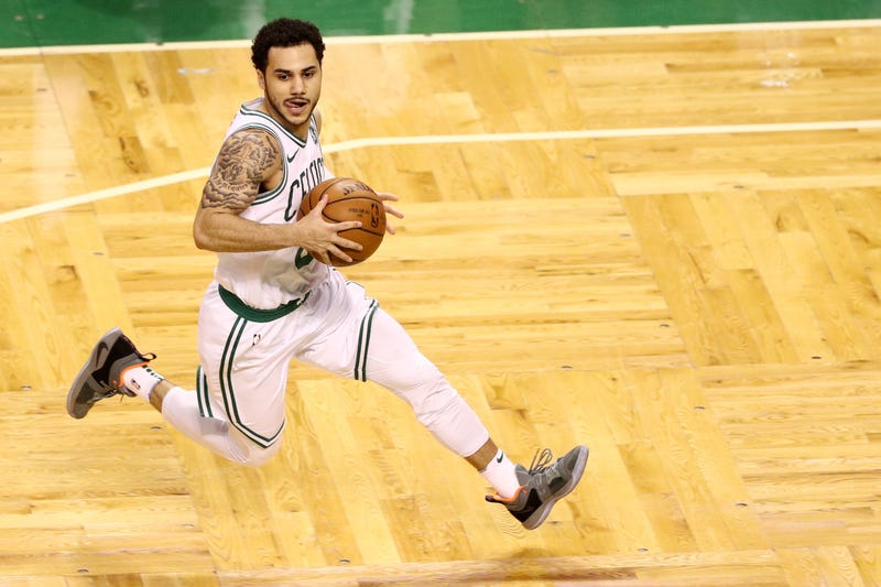 Illustration for article titled Shane Larkin Talks About His OCD And How It Caused Him To Wash His Hands Raw