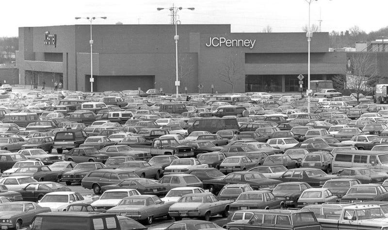Illustration for article titled Car Spotting 1982