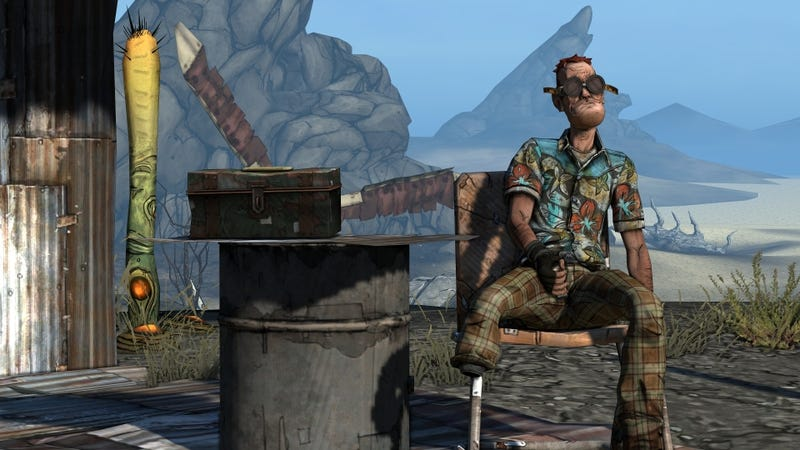 Illustration for article titled New DLC Will Bust a Cap in Borderlands 2